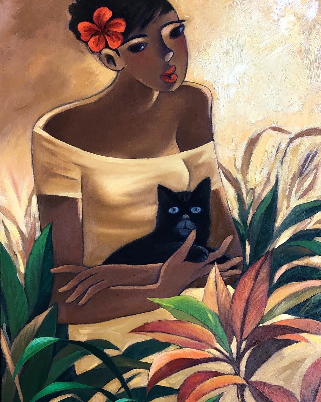 Black Kitty